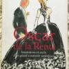Oscar de la Renta cover