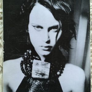 Vogue Italia Elizabeth back