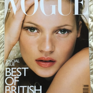 Vogue British Kate cover