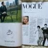 Vogue British Kate contents