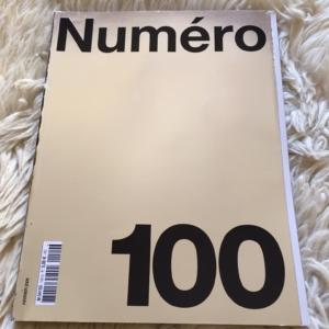 Numéro 100 cover