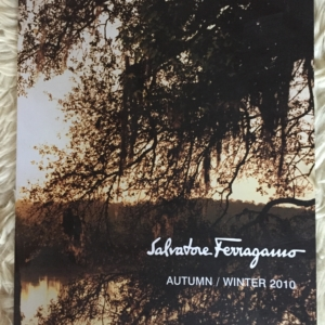 Salvatore Ferragamo cover