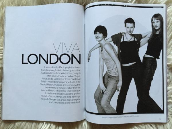 Vogue British Kate