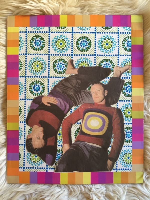 Collage Los hermanos