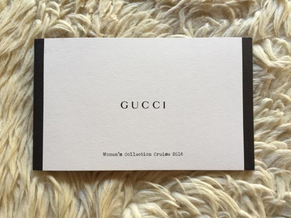 Catálogo Gucci Women Cruise 2016