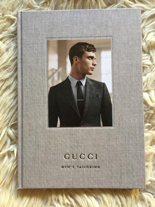 Catálogo Gucci Men's Tailoring