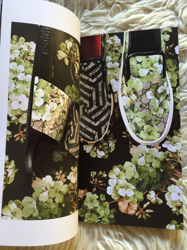 Gucci accessories gg blooms Men