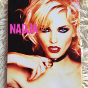 Nadja Auermann Cover Ellen von Unwerth The Face September 1994