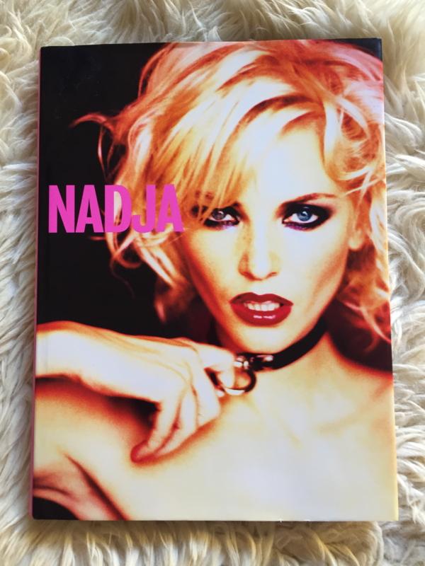 Nadja Auermann Cover Ellen von Unwerth The Face September 1994