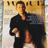 Vogue Hommes Automne Hiver 2008-2009 cover