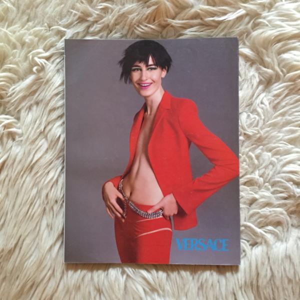 Vogue Paris Mars 1998 back