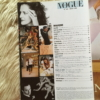 Vogue Paris Mars 1998 contenido 2