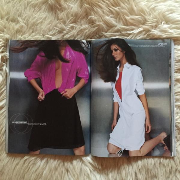 Vogue Paris Mars 1998 Testino Bundchen
