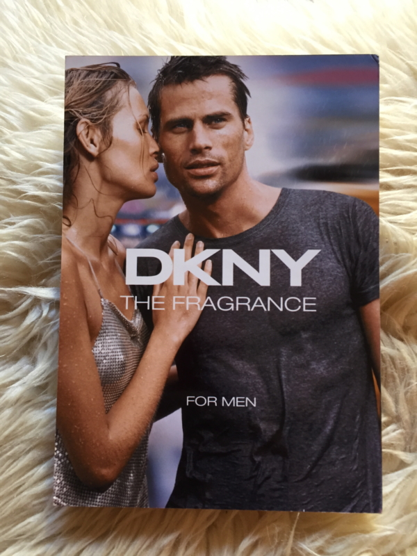 DKNY The Fragance For Men front