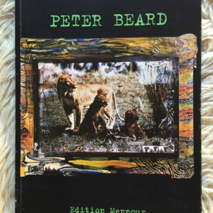 Peter Beard cover
