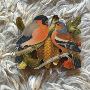 Deplegable pájaros 1