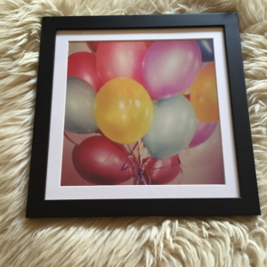 Globos color photo