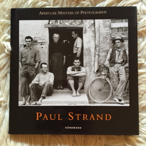 Paul Strand Cover