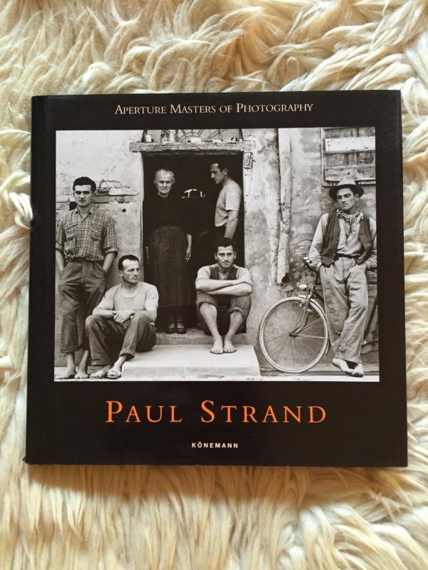 Paul Strand Cover