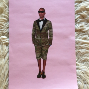 Pharrell cover