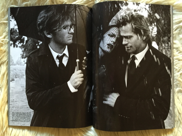 Vogue Italia Agosto 2008 1