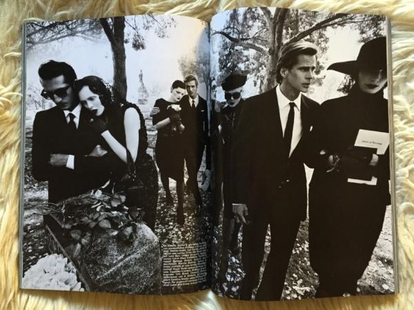 Vogue Italia Agosto 2008 3