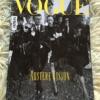 Vogue Italia Agosto 2008 cover