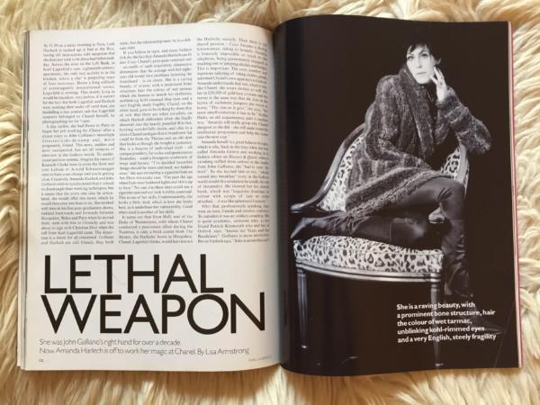 British Vogue February 1997 10