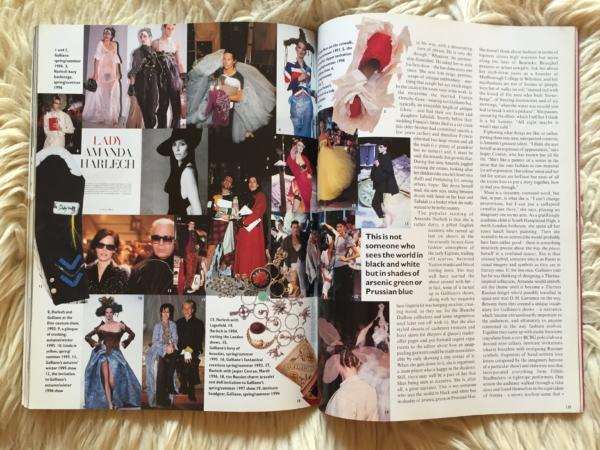 British Vogue February 1997 11
