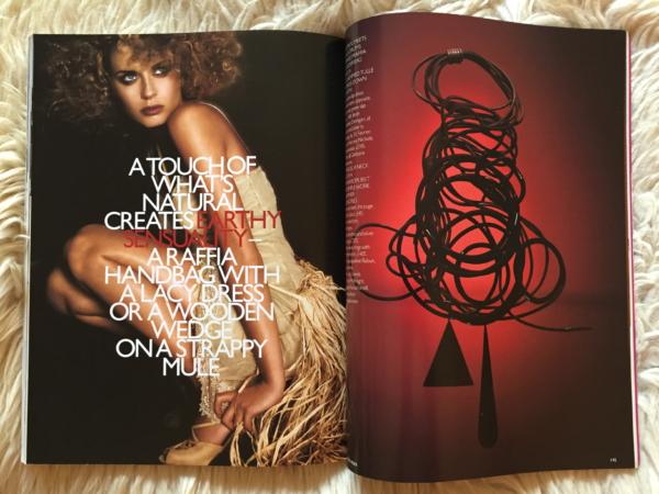 British Vogue February 1997 15
