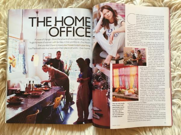 British Vogue February 1997 16