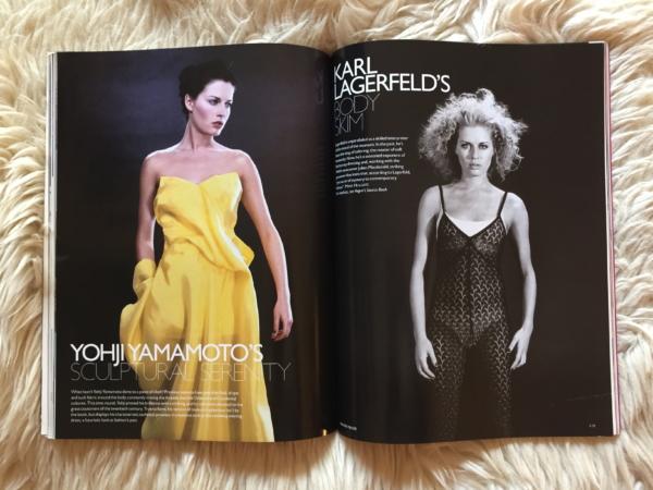 British Vogue February 1997 7