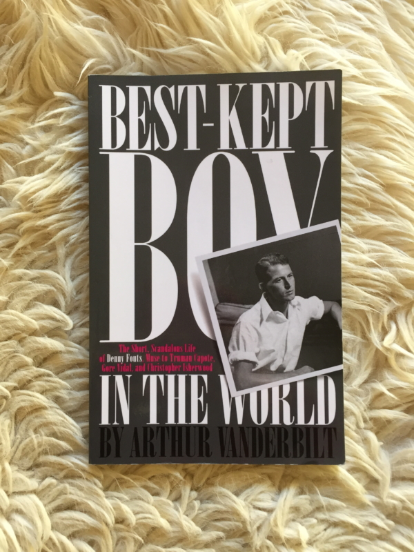 Best-Kept Boy In The World cover