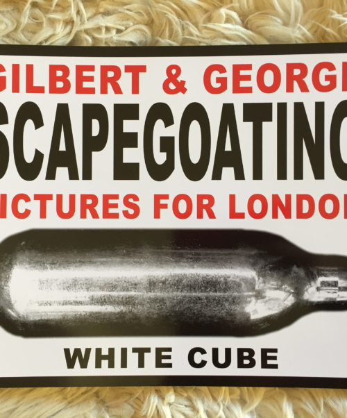 Scapegoating Cover