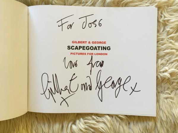 Scapegoating Signature