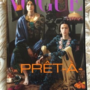 Vogue Italia Settembre 1999 cover