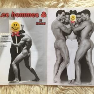 Le hommes & Le condom