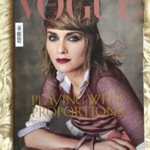 Vogue Italia Aprile 2010 Cover