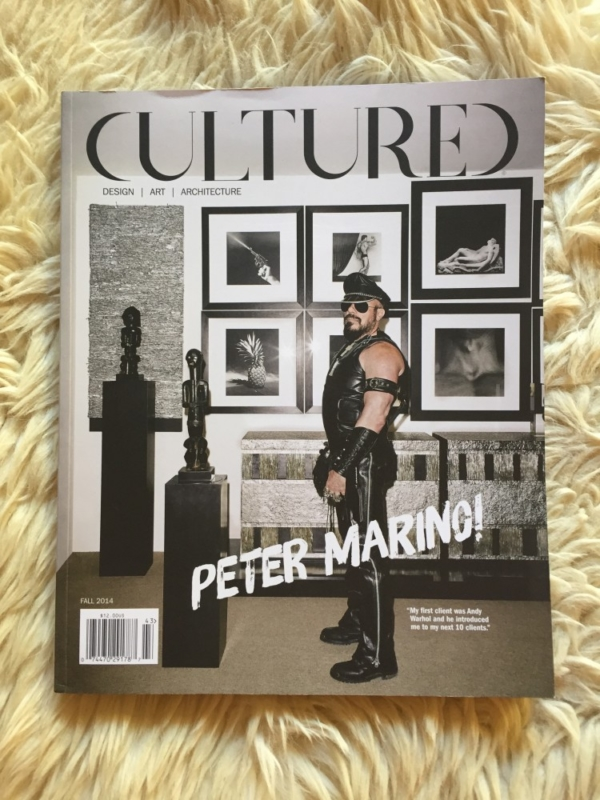 CULTURED Fall 2014 Cover