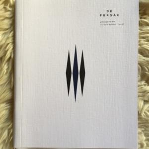 DE FURSAC Cover