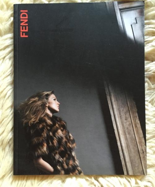 FENDI Fall Winter 2007/08 Cover