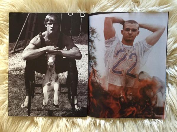 Arena Homme + Steven Klein 20th Anniversary 8