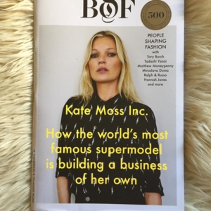 The Business of Fashion 8 Cover
