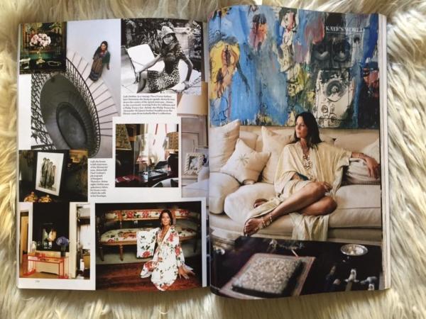 British Vogue December 2014 13