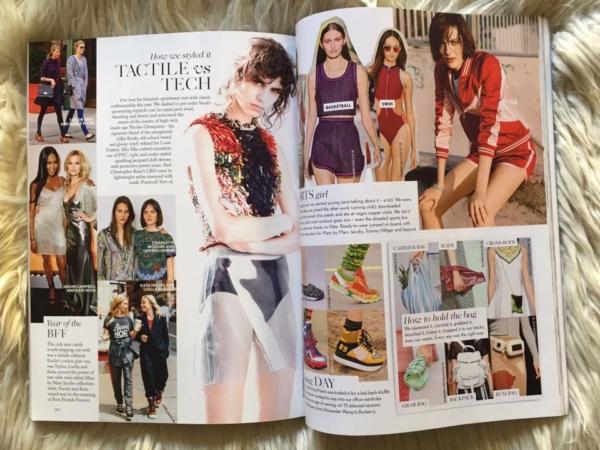 British Vogue December 2014 15