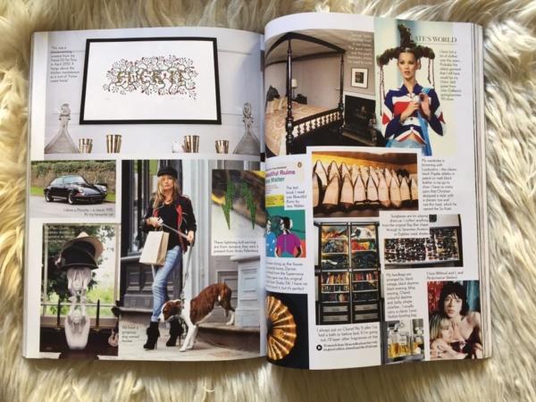 British Vogue December 2014 5