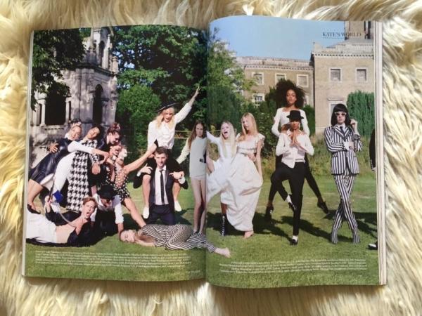 British Vogue December 2014 6