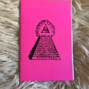 Dada Fanzine Cover