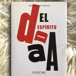 El Espíritu DADA Cover