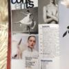 Harper´s Bazaar Liz Tilberis Tribute Contents2